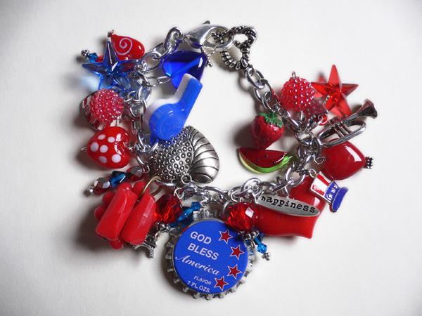 Patriotic bracelet 2
