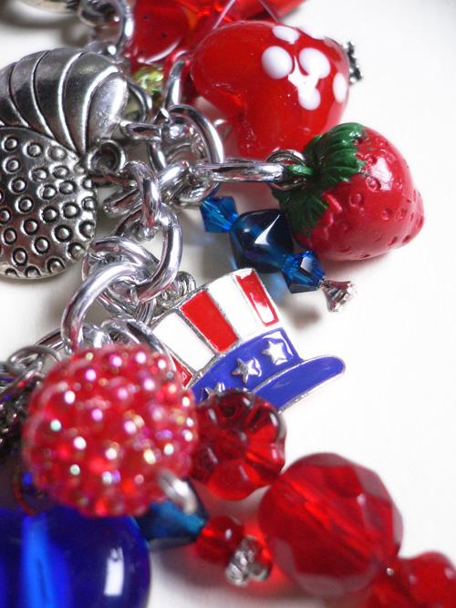 Patriotic bracelet 1 a