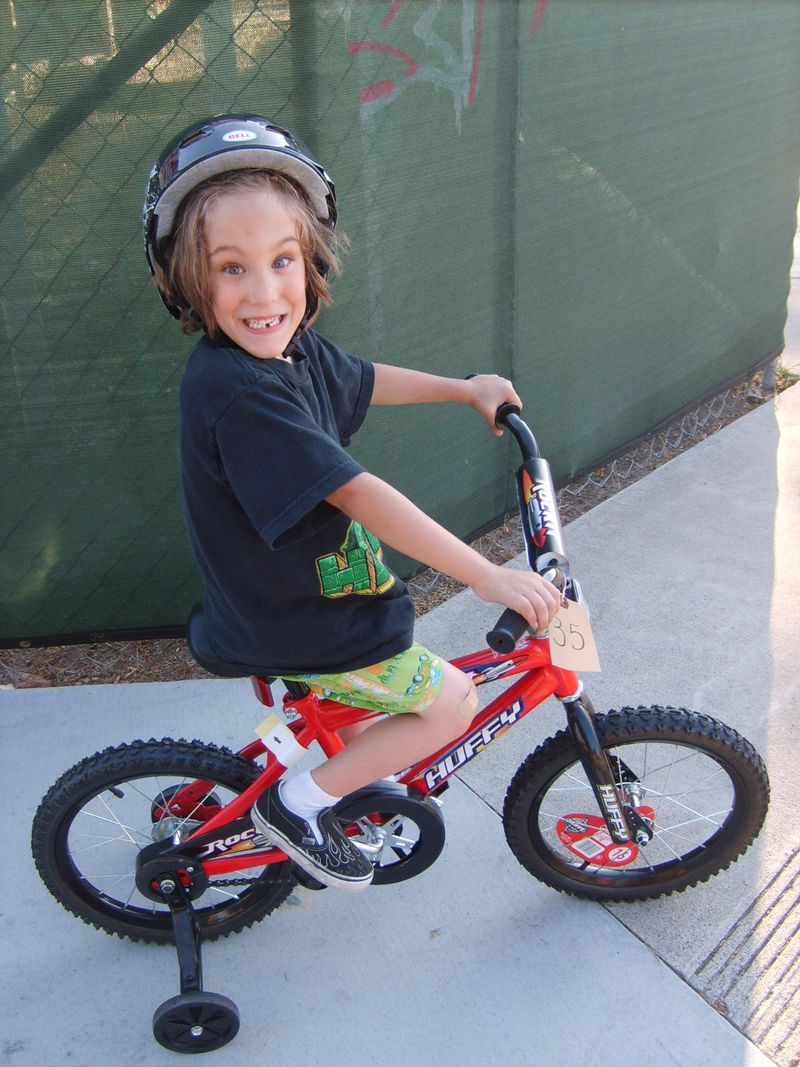 Jacob bike 6 09