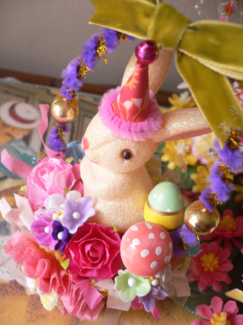 Easter bunny cup