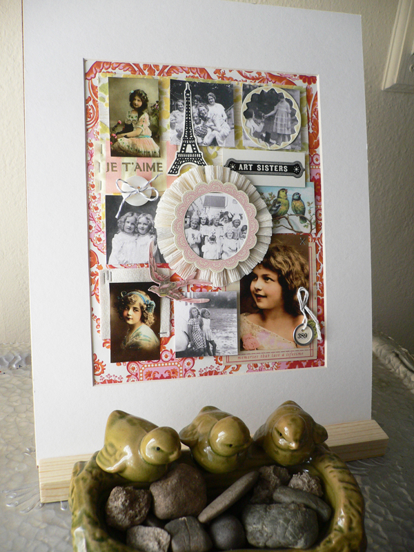 Art Sisters frame
