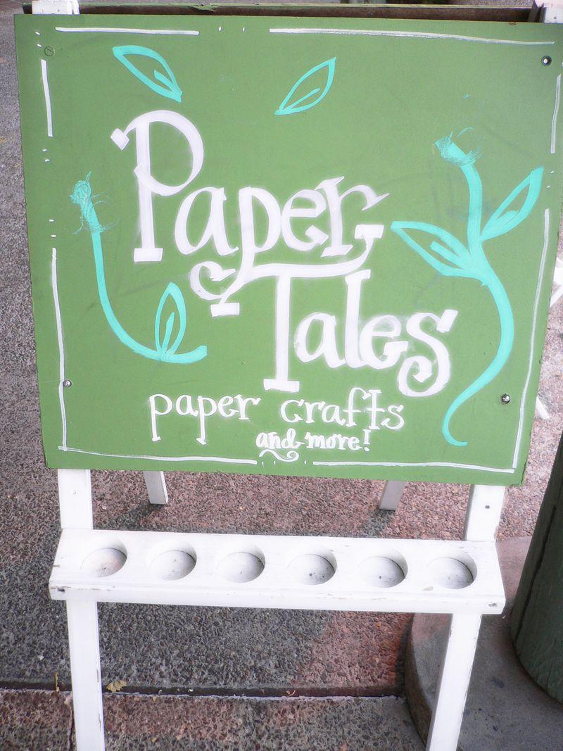 Paper tales 2011 1